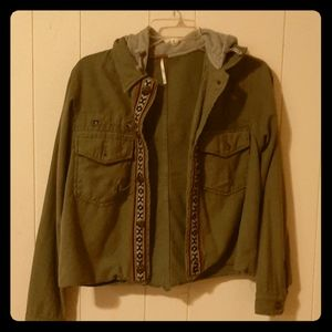 Army jacket (Made to look vintage) Jacket